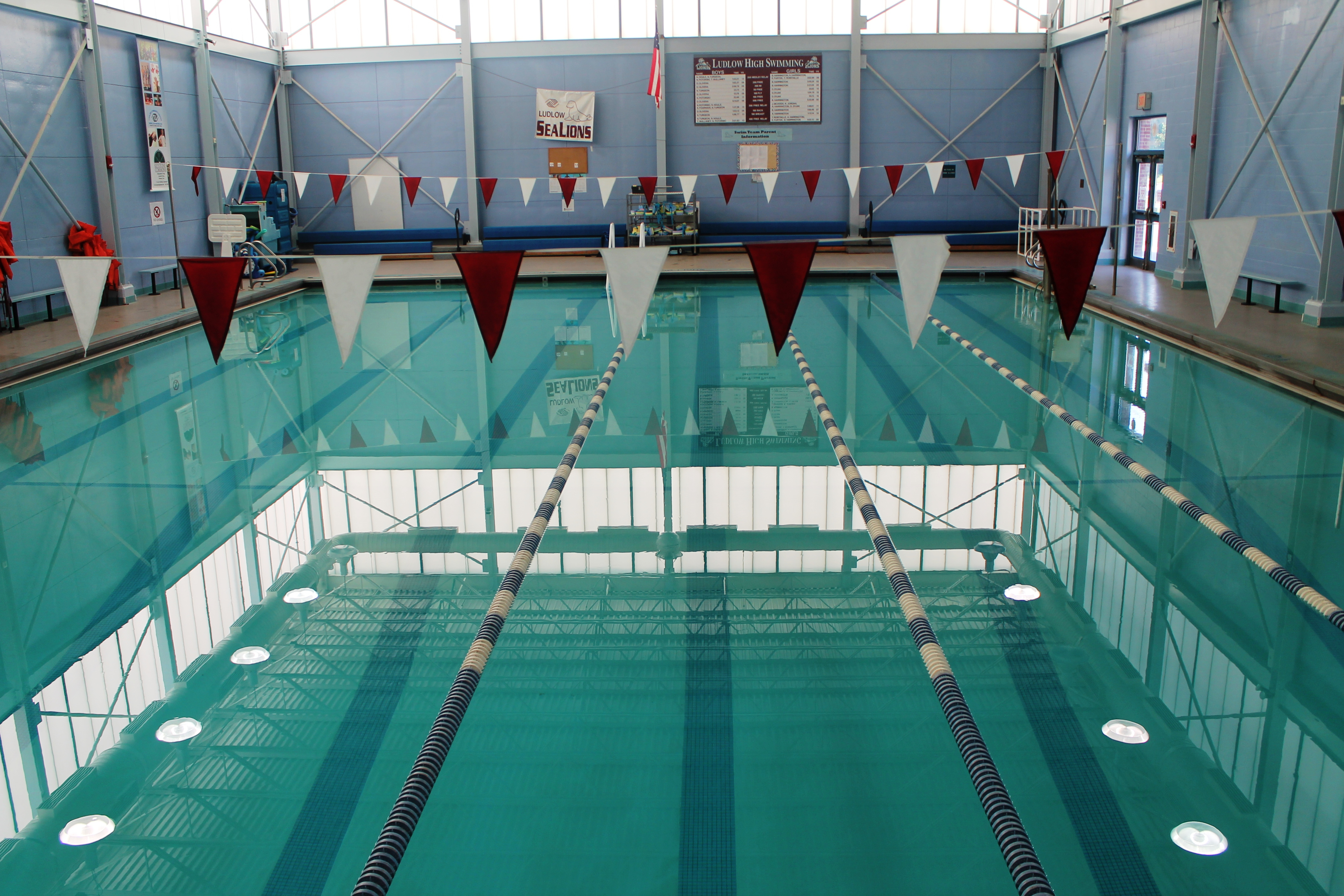 Ludlow Community Center Pool